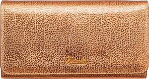 Złoty portfel Nicole