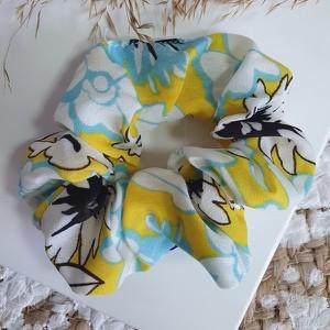 Vezzi Gumka scrunchies,żółty,niebieski O4V90005-14