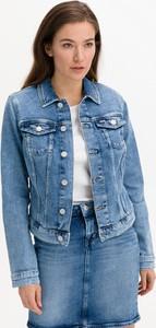 Kurtka Tommy Jeans z bawełny w stylu casual