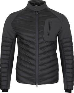Czarna kurtka Colmar z neoprenu w stylu casual
