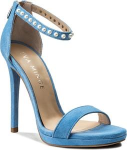 Niebieskie sandały eva minge