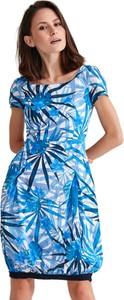 Sukienka Tatuum z okrągłym dekoltem mini