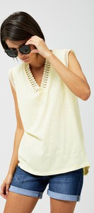 Bluzka Moodo w stylu casual