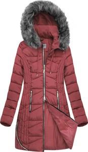 Różowa kurtka Goodlookin.pl w stylu casual