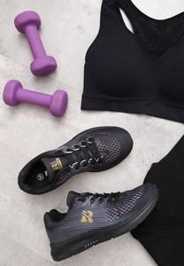 Born2be czarne buty sportowe sumptuous