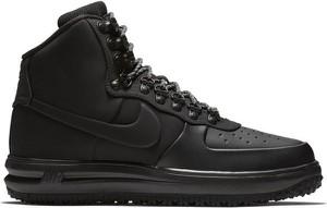 Czarne buty zimowe Nike