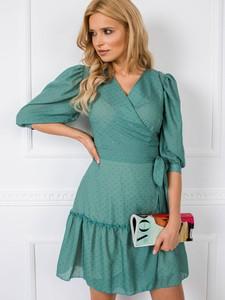 Sukienka Sheandher.pl z bawełny w stylu casual