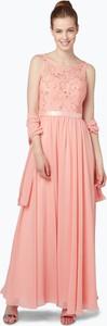 Różowa sukienka Niente