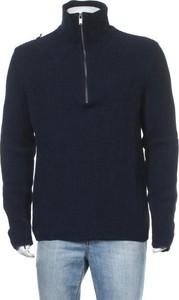 Niebieski sweter Drykorn w stylu casual