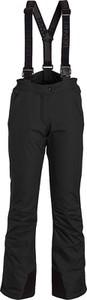 Czarne spodnie sportowe Hyra