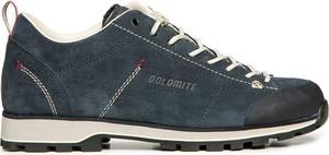 Buty trekkingowe Dolomite w sportowym stylu sznurowane z goretexu