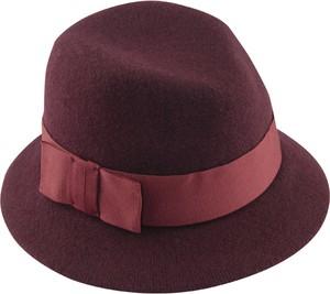 Fioletowa czapka Prettyone