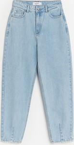 Jeansy Reserved w stylu casual z jeansu