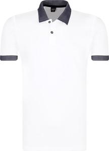 Koszulka polo BOSS Casual z krótkim rękawem w stylu casual