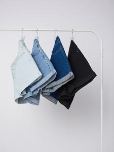 Szorty House z jeansu w młodzieżowym stylu