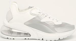 Buty sportowe D.A.T.E. sznurowane ze skóry