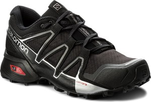 Buty salomon - speedcross vario 2 402390 27 v0 black/black/silver metallic-x