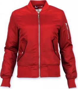 Czerwona kurtka Matogla krótka