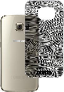 Etui amortyzujące uderzenia do Samsung Galaxy S6, z unikatową grafiką 3D ferya FOREST
