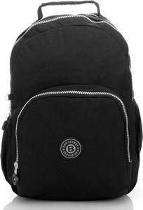Czarny plecak Bag Street