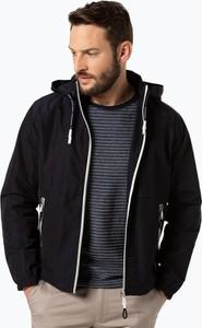 Granatowa kurtka Marc O'Polo DENIM w stylu casual z bawełny