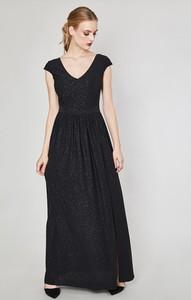 Sukienka Click Fashion z bawełny maxi