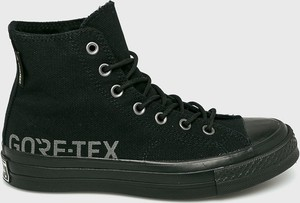 Czarne trampki Converse