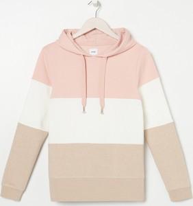 Bluza Sinsay w stylu casual krótka