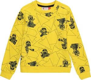 Żółta bluza dziecięca LEGO Wear