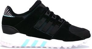 Buty sportowe Adidas sznurowane z nubuku