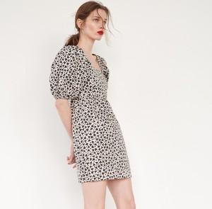 Sukienka Reserved trapezowa mini