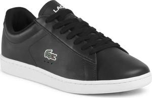 Sneakersy LACOSTE - Carnaby Evo 0120 4 Sma 7-40SMA0070312 Blk/Wht