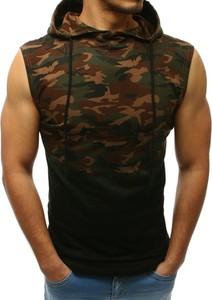 T-shirt Dstreet z tkaniny
