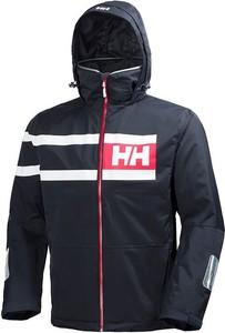 Granatowa kurtka Helly Hansen