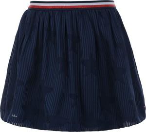 Spódniczka dziewczęca Tommy Hilfiger z tkaniny