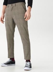 1652fc29e81ce spodnie w kratę męskie - stylowo i modnie z Allani