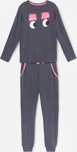 Granatowa piżama Reserved dla dziewczynek