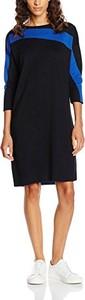 Czarna sukienka amazon.de mini w stylu casual