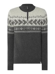 Sweter McNeal z żakardu