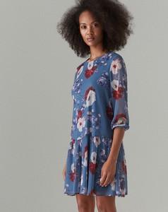 Sukienka Mohito w stylu casual z szyfonu