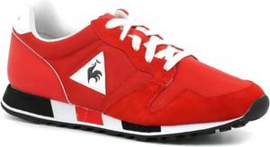 Czerwone buty sportowe Le Coq Sportif