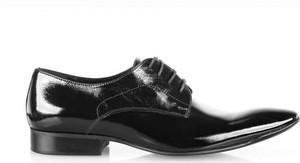 Czarne buty Domeno