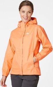 Pomarańczowa kurtka Helly Hansen