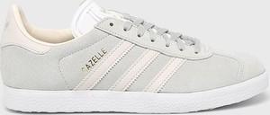 Trampki Adidas Originals niskie sznurowane ze skóry