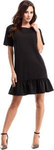 Sukienka MOE z krótkim rękawem