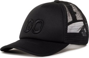 Czarna czapka Acccessories