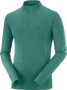 Zielona bluza Salomon