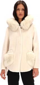 Płaszcz Pregio Couture z wełny
