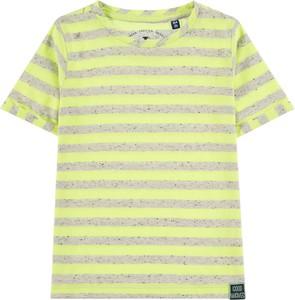 Koszulka dziecięca Tom Tailor dla chłopców z krótkim rękawem z bawełny