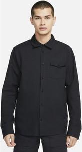 T-shirt Nike z plaru z długim rękawem